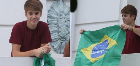 Justin Bieber pode vir ao Brasil com o pai