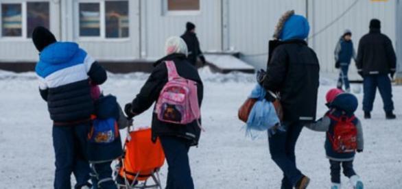 Norwegia planuje odesłać część imigrantów do UE.