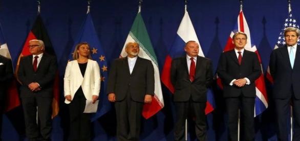 O acordo foi fechado entre Irã, EUA e UE.