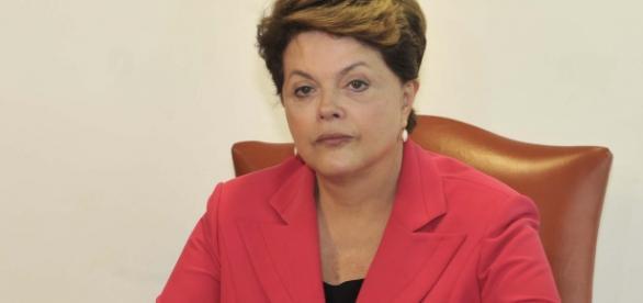 Presidenta Dilma Rousseff se mostra otimista.