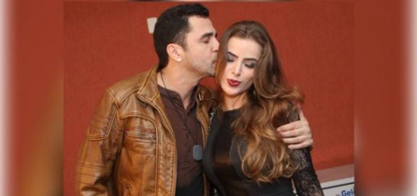 Rayanne Morais não poupa elogios a Latino
