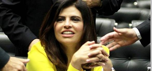 Deputada Antônia Lúcia, (PSC-AC) Foto:Web
