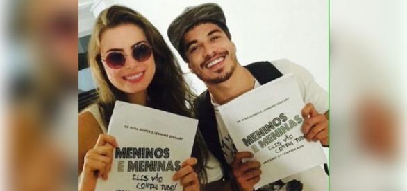 Douglas e Rayanne Morais em Meninos e Meninas