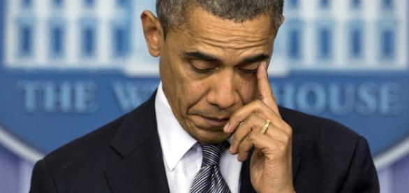 Obama defiende emocionado el fin de la violecia