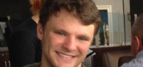 Otto Warmbier, da Universidade da Virginia.