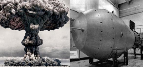 A bomba de hidrogênio é muito perigosa
