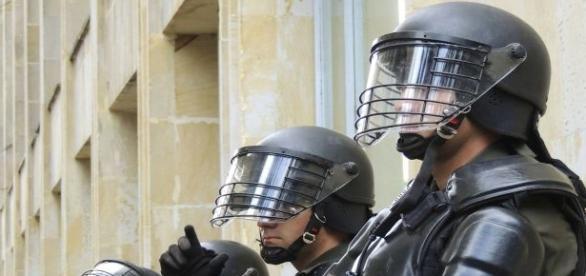 Brutalne ataki imigrantów w niemieckich miastach