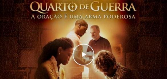 Filme evangelico O Quarto de Guerra