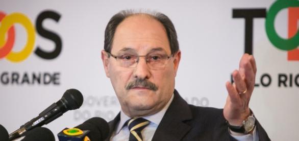 Governador Sartori está com impopularidade em alta