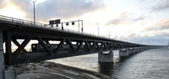 Kontrole na moście nad Sundem od 4 stycznia
