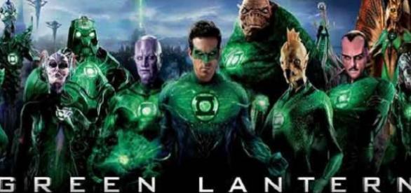Nueva polémica con DC por la entrega Green Lantern