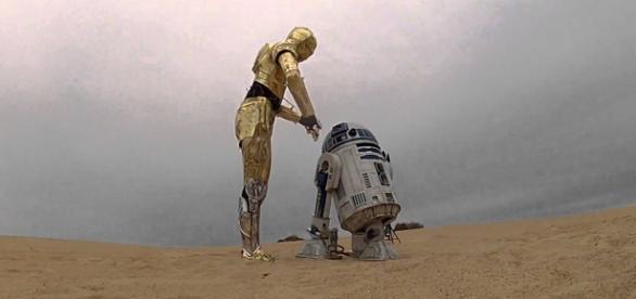 Papel de R2-D2 em Star Wars: O Despertar da Força