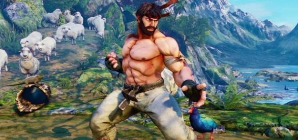 Roupa exclusiva do Ryu está disponível na Gamestop