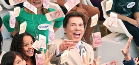 Silvio Santos - Foto/Reprodução: SBT