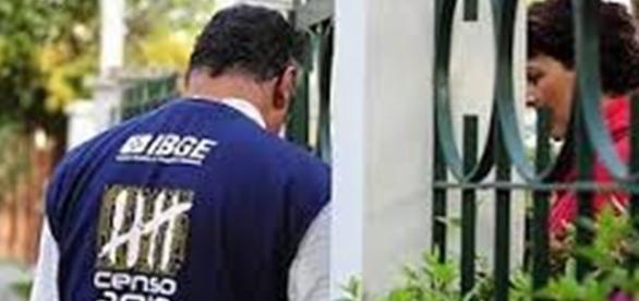 IBGE, abre inscrição para processo seletivo