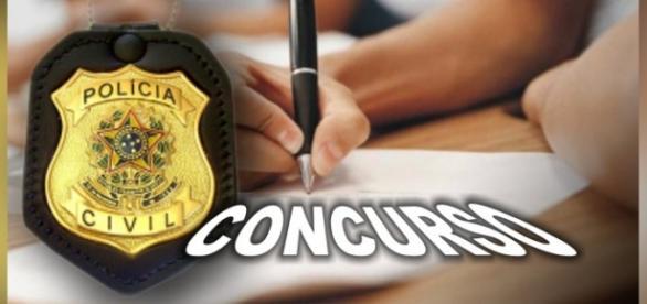 Inscrições concurso Polícia Civil 2016