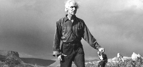 Lee Miller. Retrato de Max Ernst y DoroteaTanning