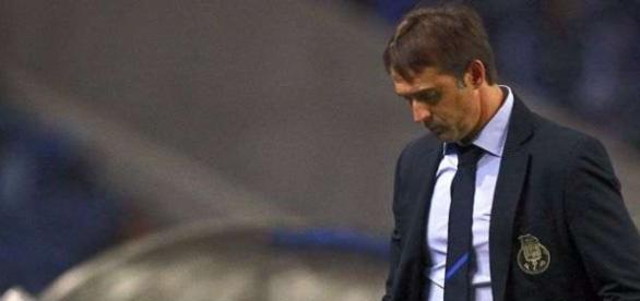 Lopetegui ainda como treinador do FC Porto