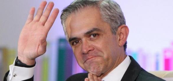 Miguel Ángel Mancera, Jefe de Gobierno del D.F.