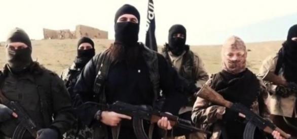 Militantes del estado islamico