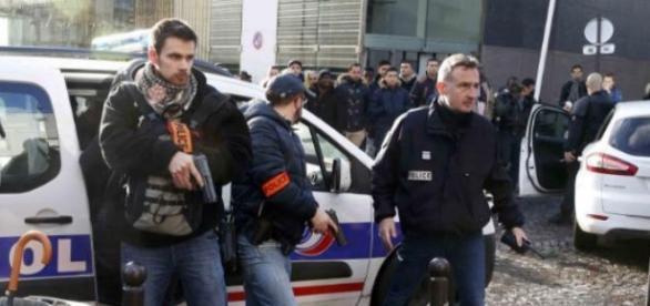 Policía parisina Foto: REUTERS www.elmundo.es