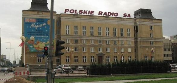 Siedziba Polskiego Radia Fot.www.polskieradio.pl