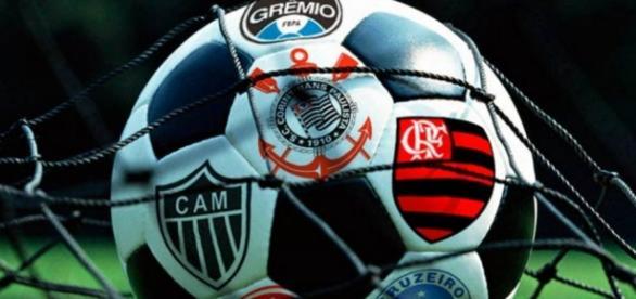 Clubes brasileiros - Foto/Divulgação: Google
