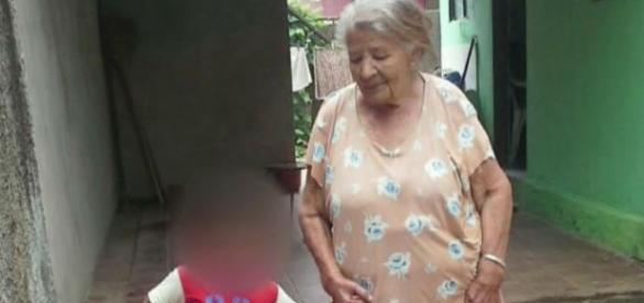 Corpo da idosa foi encontrado pelo neto