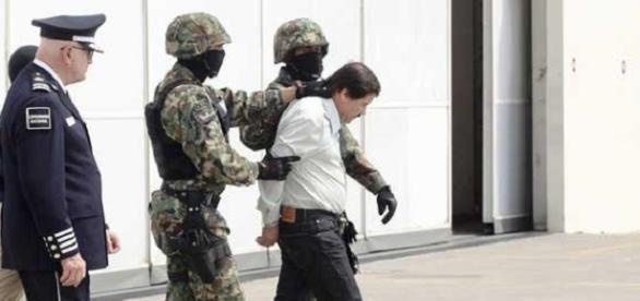 El chapo Guzman es arrestado nuevamente