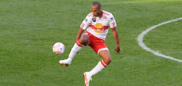 Henry atuando pelo New York Red Bulls