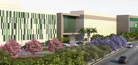Novo shopping será inaugurado em março