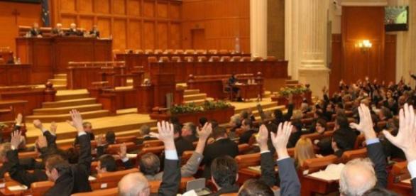 Parlamentarii pregătesc legi sociale