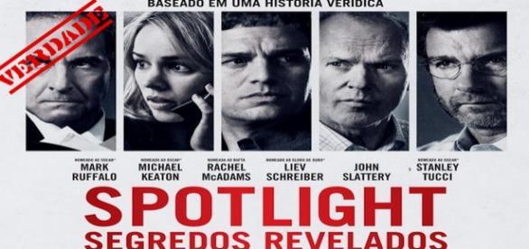Trailer filme Spotlight - Segredos Revelados