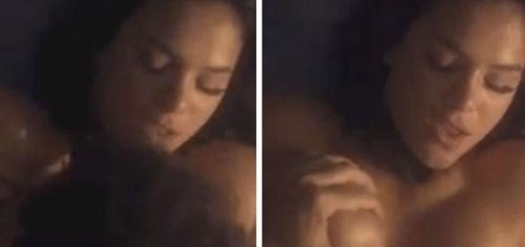 Vazam cenas de sexo com Bruna Marquezine.