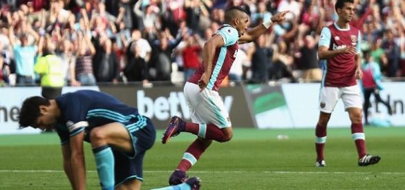 West Ham 1-1 Middlesbrough: Dimitri Payet lights up the London ... - anglenews.com