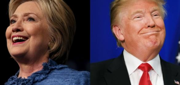 Secondo dibattito Clinton-Trump - fortune.com
