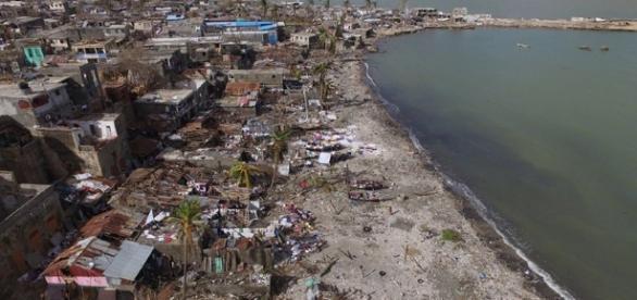 Haiti: Hurrikan Matthew raubte den Ärmsten alles | ZEIT ONLINE - zeit.de