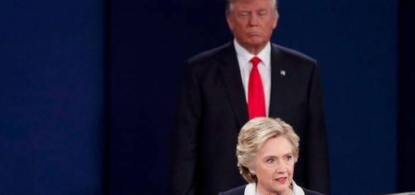 Imagen: Debate Presidencial | Reuters