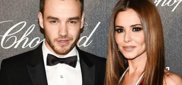 Liam Payne com namorada Cheryl