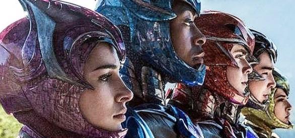 """""""Power Rangers"""" tem estreia com data marcada para março de 2017"""