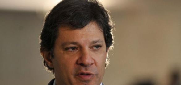 Prefeito derrotado, Fernando Haddad (PT)