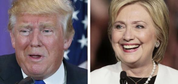 Trump ou Hillary? Celebridades americanas contam quem estão apoiando