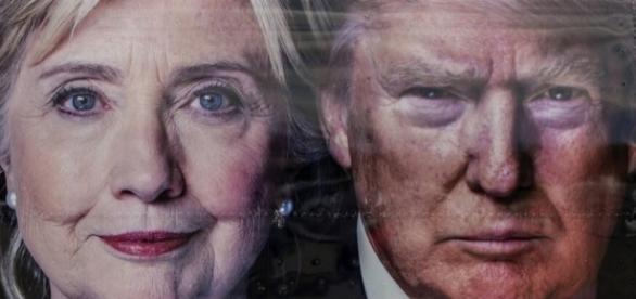 US-Wahl 2016: Präsidentschafts-Kandidaten Hillary Clinton und Donald Trump