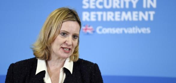 Amber Rudd o naţionalistă fără scupule