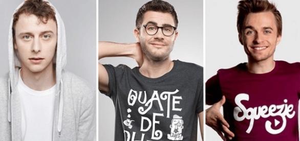 Ces youtubers français qui cartonnent