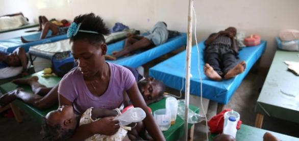 Cholera fears rise in Haiti after Hurricane Matthew - CNN.com ...- cnn.com