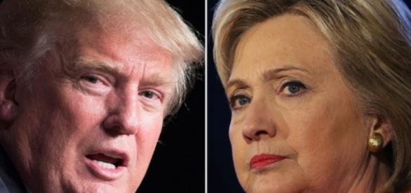 Dopo l'ultimo dibattito televisivo, Trump vede dileguarsi i suoi sostenitori inside