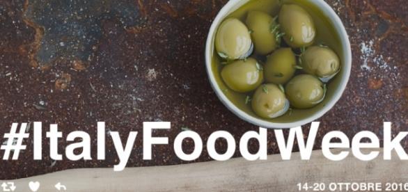#Italyfoodweek sette giorni per twittare sulla situazione agroalimentare del made in Italy