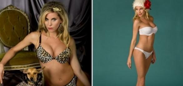 La ex modelo se animó a un desnudo
