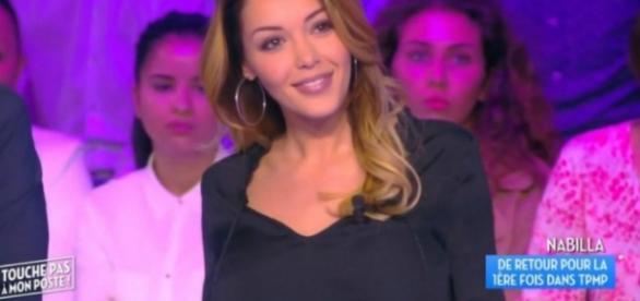 Nabilla de retour dans Touche Pas Mon Poste ?